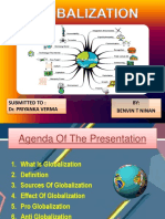 Globalization Ppt Assignment