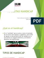 APUESTAS HANDICAP.pptx