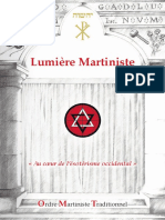Lumi%C3%A8re Martiniste Edition 2017