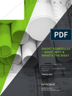 Ghost Schedules - What, Why & What's the Risk