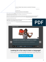 How to Learn German Grammar s