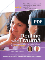 Dealing With Trauma 2018