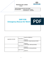 15.SMP for Emergency Rescue for Work @ Height