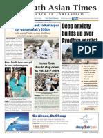 Vol.12 Issue 27 November 9-15, 2019