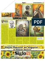 Juan Carlos Federico - Siglo 21 No. 550 - Nov. 18 Al 24 de 2010