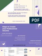 Professional & Creative RESUMESEasy & Quick Resume Builder (2).pdf