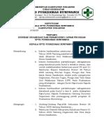 SK Susunan Organisasi PKM & PJ Program.docx