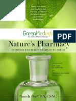 Natures Pharmacy E-book