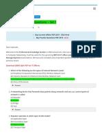 Networking MCQ wirth Explanation Pdf