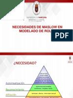 NECESIDADES DE MASLOW