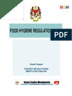 Presentation FMM Food Hygiene