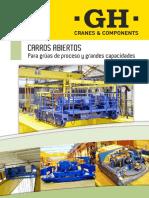 GH Cranes CArro Abierto