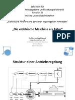 Elektrische Maschine Als Aktor Kennel PDF