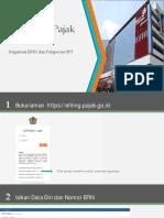 Tutorial Pengisian SPT EFiling (2)