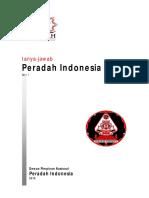 Tanyajawab Peradah Indonesia (Seri I)