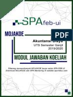 Mojakoe Akuntansi Biaya Uts