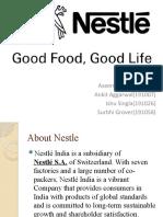 Manac Nestle Ppt