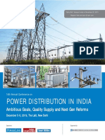 Conference Power Distribution 2019 Mailing