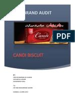 CANDI-Brand Audit Report