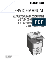 e-STUDIO2040C/2540C e-STUDIO3040C/3540C e-STUDIO4540C service manual