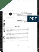 Planetary Atmosphere Experiments Test Press Kit