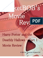 Harry Potter and the Deathly Hallows Part 1 MarketBob Movie Review