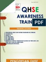 1.QHSE Awareness 2019