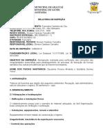 Relatório Funerária Caminho Do Céu 2019(Reinsp)2019