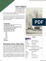 USS San Jacinto (1850)
