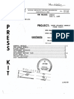 Project - South Atlantic Anomaly Probe Press Kit
