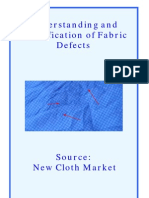 Fabric Defect Reading Material