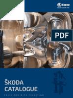 SKODA Katalog en Web