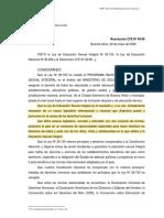 Resolución CFE Nº 45_08