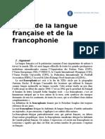 Jour de La Francophonie