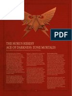 HHZone Mortalis Rules