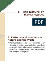 Nature of Mathematics Mathworld