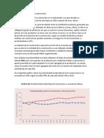 Baja Productividad en La Construcción y Lean Construction