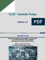 2.2 CLSS Pumps..ppt