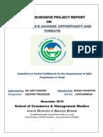 A Comprehensive Project Report
