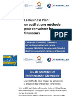 1 Business Plan Un Outil Une Methode 18112016