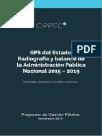 Cippec advirtió que Argentina tiene una de las estructuras estatales más grandes de la región