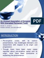 29- Unusual - Extraoral Sinus
