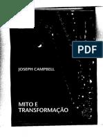 Mito e Transformação