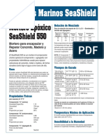 Spanish - Series 550 Premier - Spanish-2 Mortero Epoxico-2