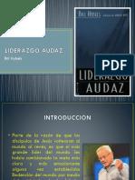 LIDERAZGO AUDAZ