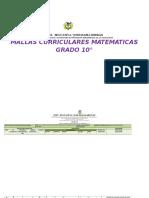 Nuevas Mallas Curriculares - Matem
