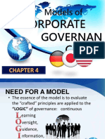 Models of Corporate Governance