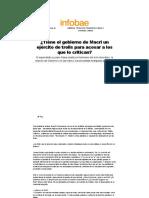 ¿Tiene El Gobierno de Macri Un Ejército de Trolls Para Acosar a Los Que Lo Critican_ - Infobae