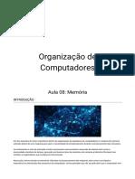 aula 8 organização de computadores.pdf