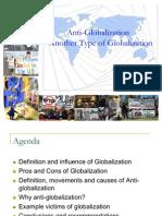 Anti Globalization